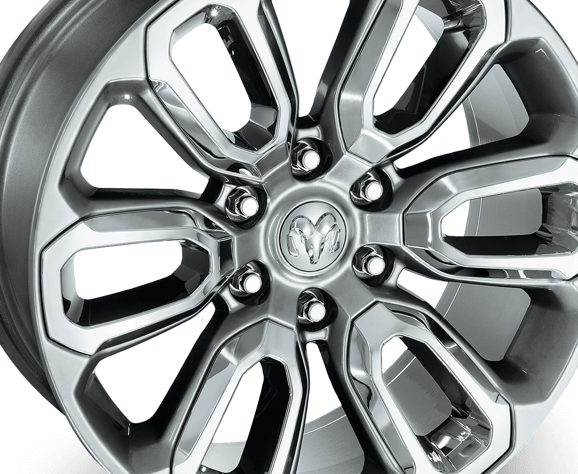 Lacks Wheel Trim Systems: Bighorn Wheel