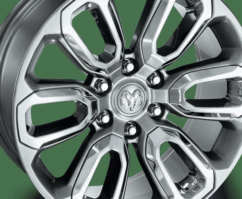 Lacks Wheel Trim Systems: Bighorn Wheel