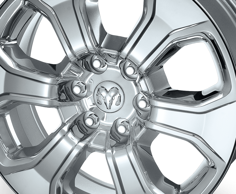 Lacks Wheel Trim Systems: Longhorn Wheel DE