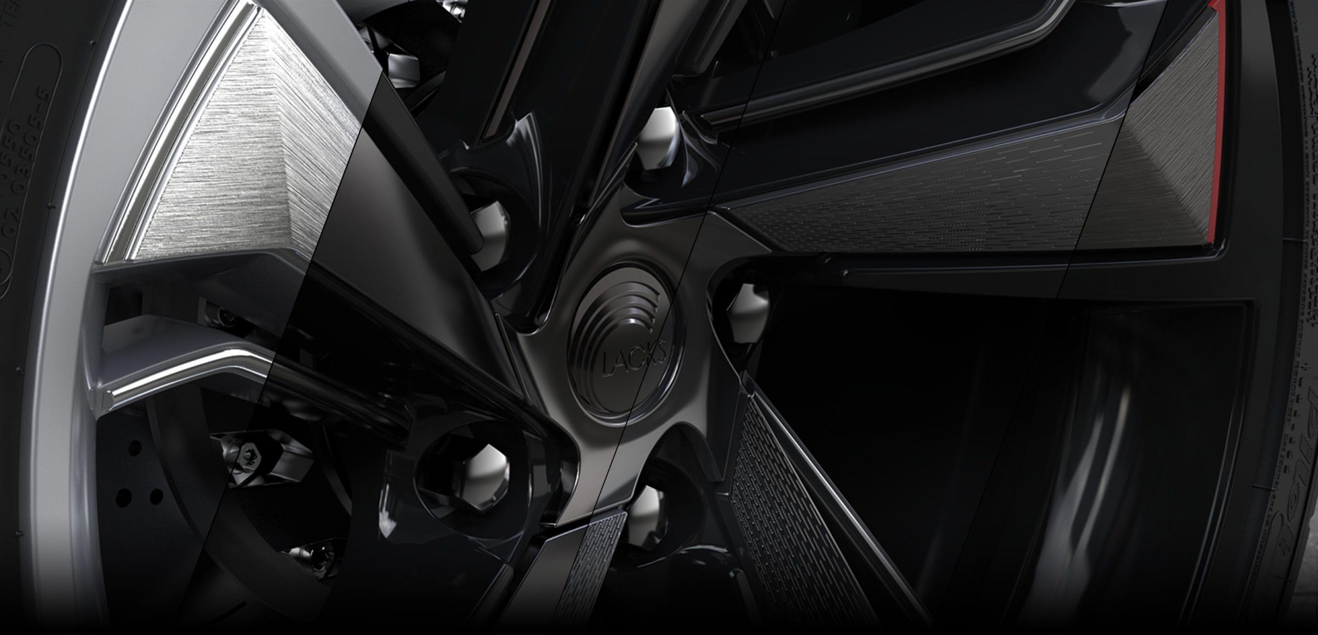 Wheel Trim Systems